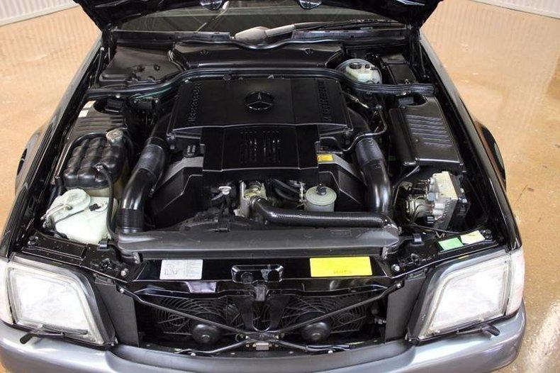 150529c616d0f low res 1995 mercedes benz sl class sl 500 2dr convertible