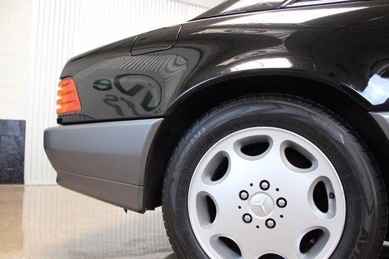 For Sale 1995 Mercedes-Benz SL-Class