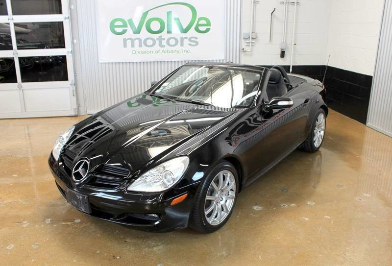 151254dafbaf3 hd 2006 mercedes benz slk slk 350 2dr convertible