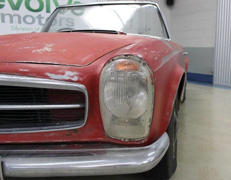 For Sale 1967 Mercedes-Benz SL-Class