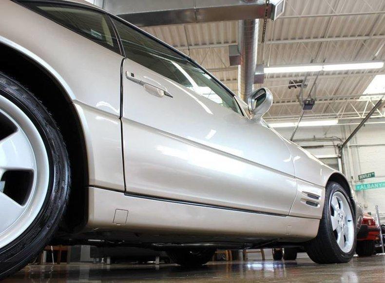 For Sale 2000 Mercedes-Benz SL-Class