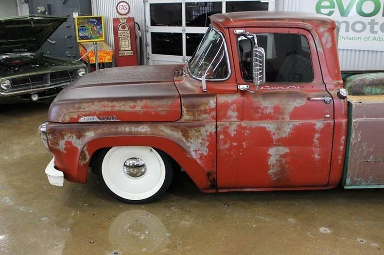 For Sale 1957 Ford F-350