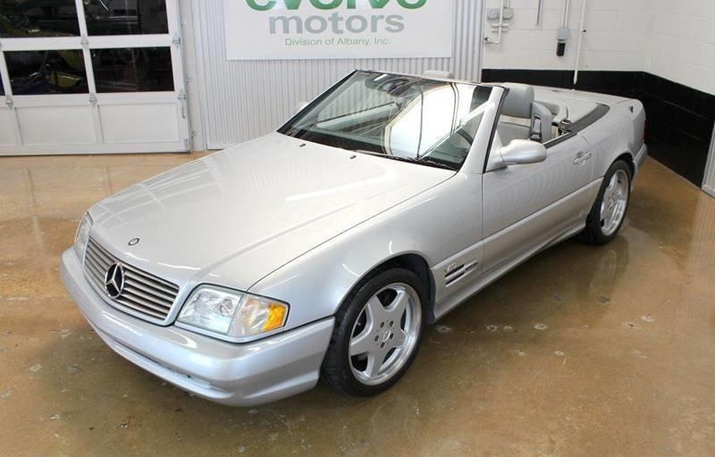 15662c7e5a805 hd 1999 mercedes benz sl class sl 600 2dr convertible