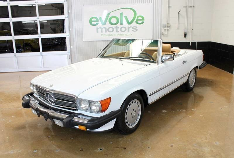 157513d2ad559 hd 1988 mercedes benz 560 class 560 sl 2dr convertible