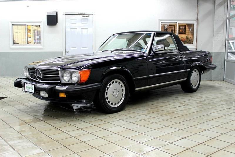 16228bebc826d hd 1986 mercedes benz 560 class