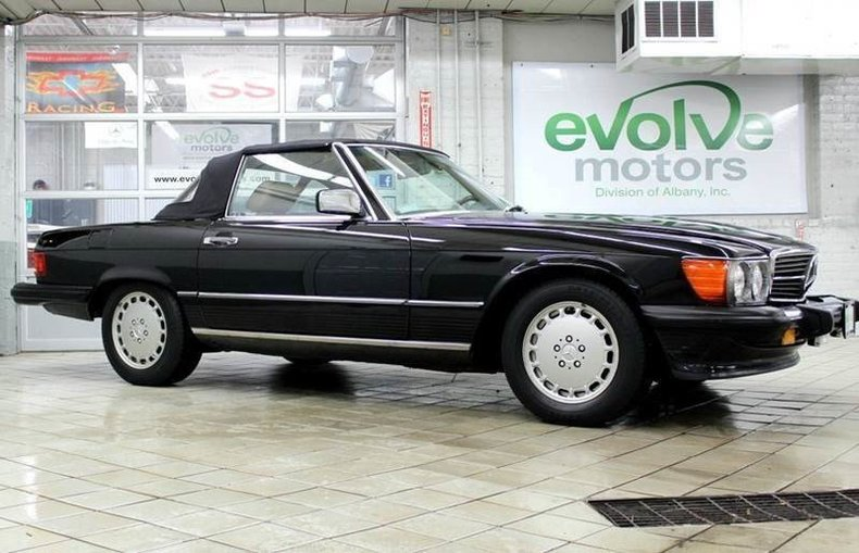 For Sale 1986 Mercedes-Benz 560-Class