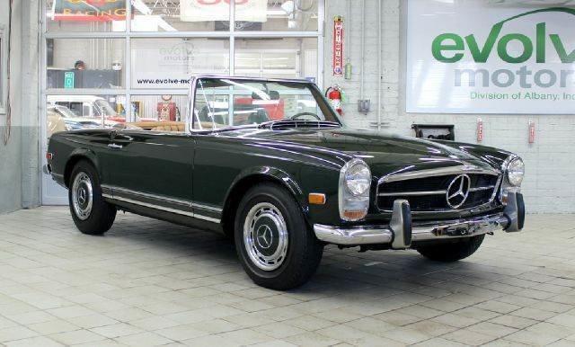 1631744b60ed3 hd 1968 mercedes benz 280 class
