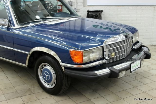 For Sale 1977 Mercedes-Benz 400-Class