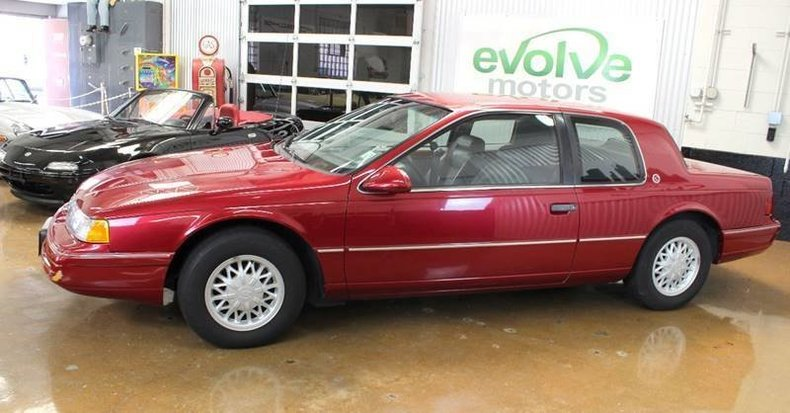 For Sale 1993 Mercury Cougar