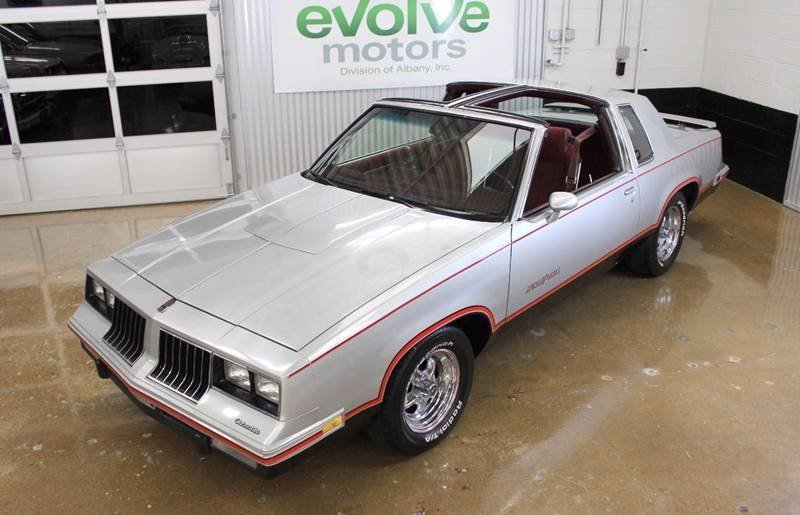 173450a6df1c6 hd 1984 oldsmobile cutlass calais hurst 2dr coupe