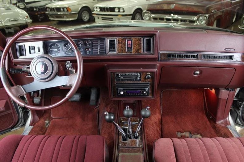 17348f6f1c192 low res 1984 oldsmobile cutlass calais hurst 2dr coupe