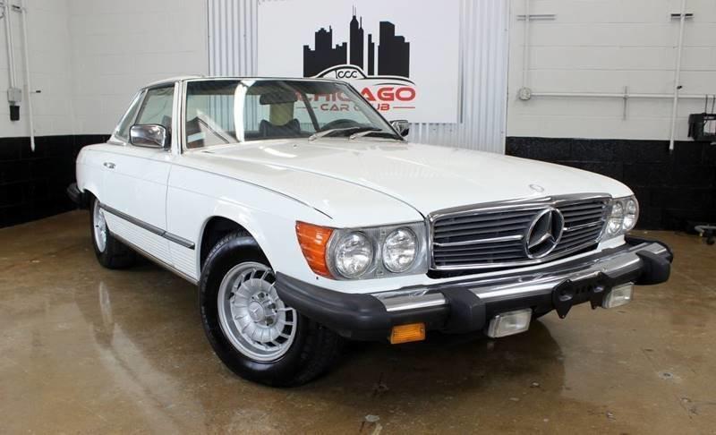 159799e4e5e1 hd 1977 mercedes benz 450 sl