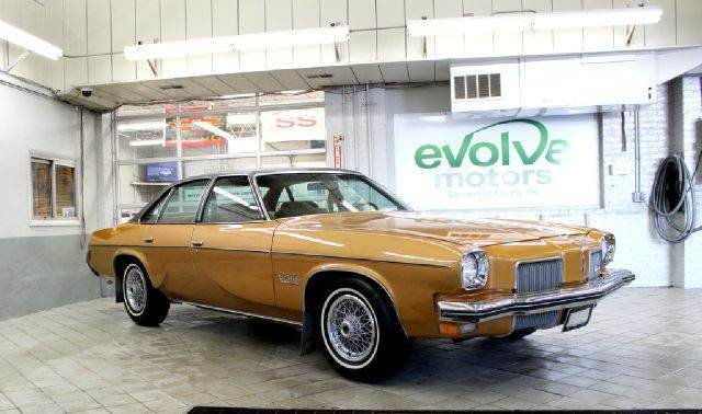 178403d2fe3e2 hd 1973 oldsmobile cutlass salon