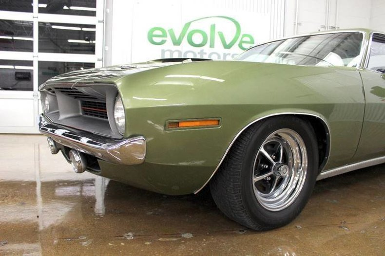 For Sale 1970 Plymouth Barracuda