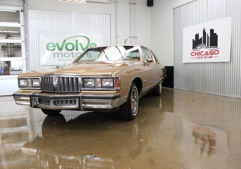 1980 Pontiac Bonneville