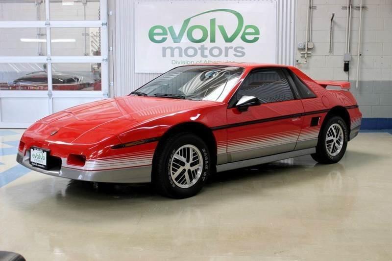 189593a921616 hd 1985 pontiac fiero gt 2dr coupe