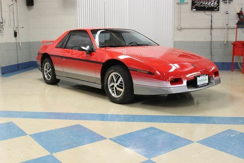 189634aef50a9 low res 1985 pontiac fiero gt 2dr coupe