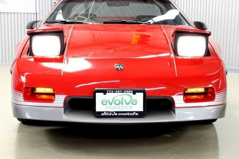 For Sale 1985 Pontiac Fiero
