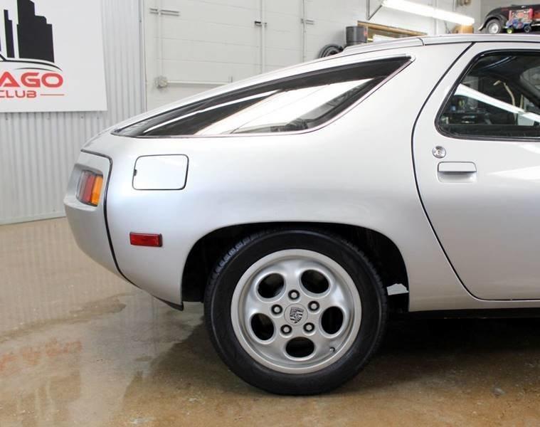 For Sale 1978 Porsche 928