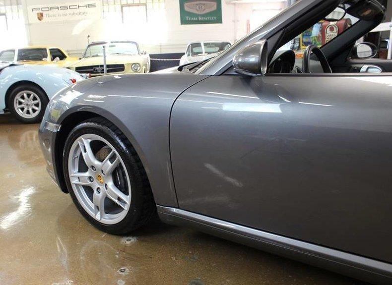 For Sale 2007 Porsche Boxster