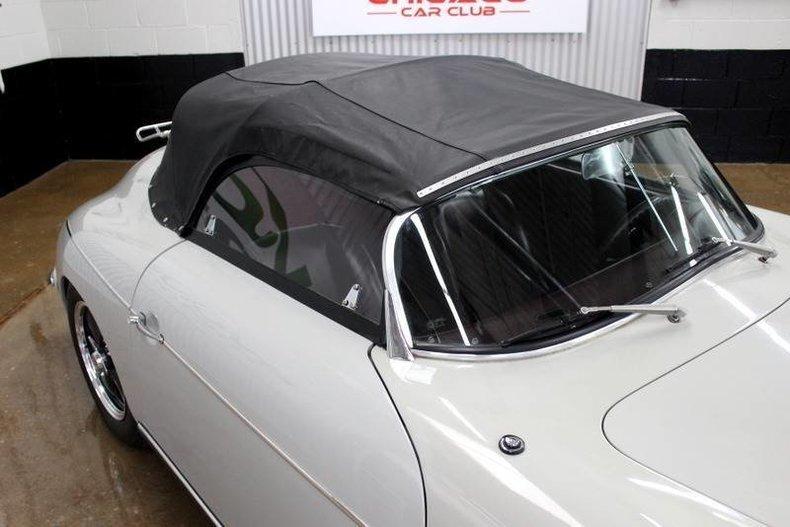 For Sale 1958 Porsche 356 Speedster