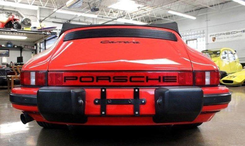 For Sale 1984 Porsche 911