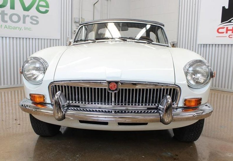 For Sale 1974 MG B