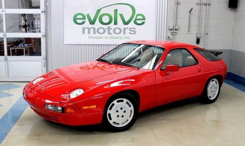20525825626c9 low res 1988 porsche 928 s4 2dr hatchback
