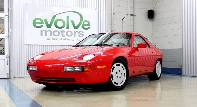 205266f9cf8ee low res 1988 porsche 928 s4 2dr hatchback