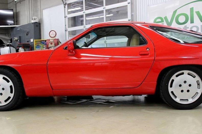For Sale 1988 Porsche 928