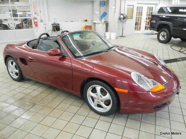 For Sale 1998 Porsche Boxster