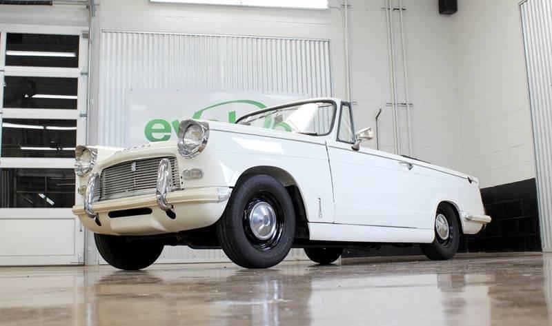 19109b6189ad hd 1965 triumph herald convertible