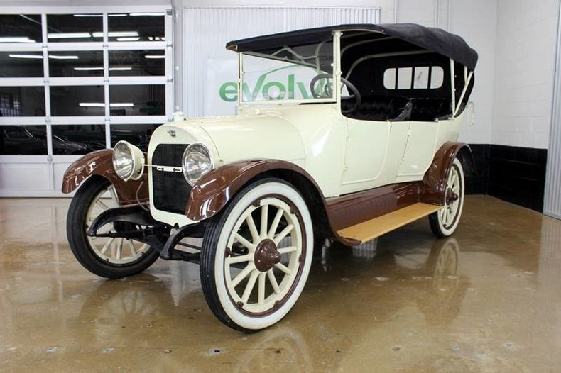 1917 REO The Fifth Touring Sedan