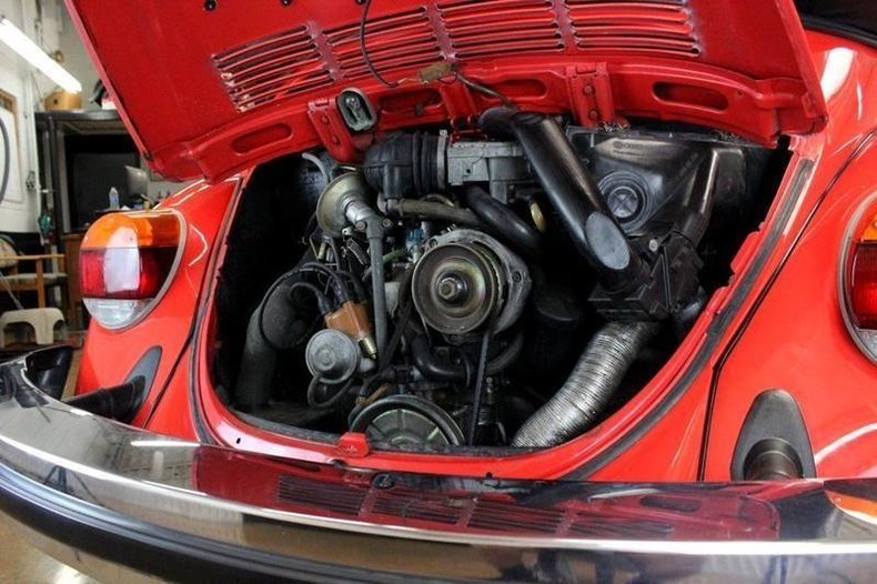 For Sale 1976 Volkswagen Beetle Convertible