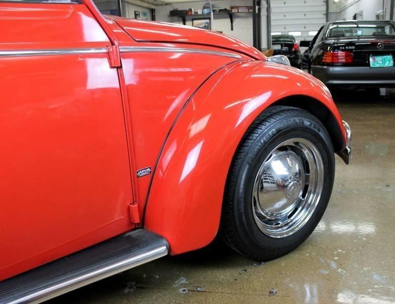 For Sale 1960 Volkswagen Beetle Convertible