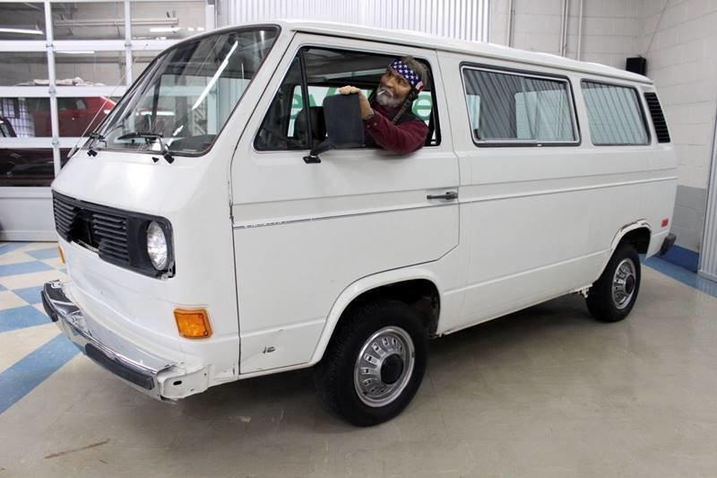 225709e89a378 hd 1981 volkswagen vanagon 3dr mini van
