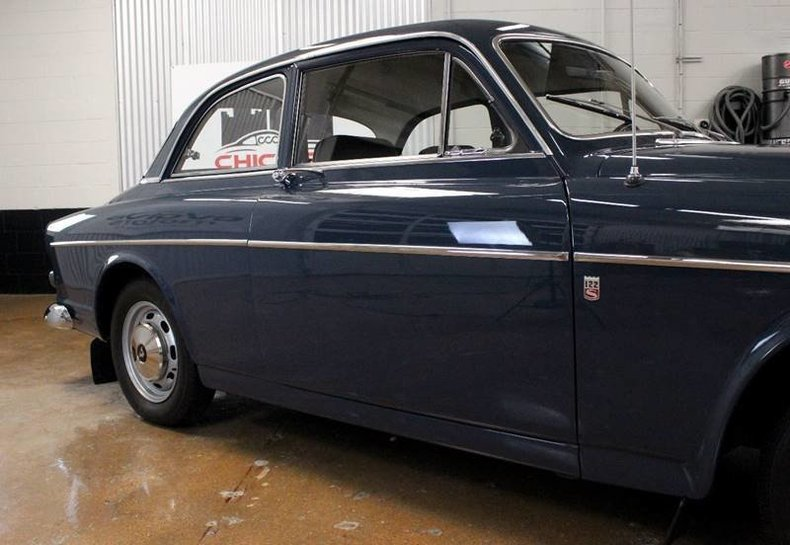 For Sale 1966 Volvo 122