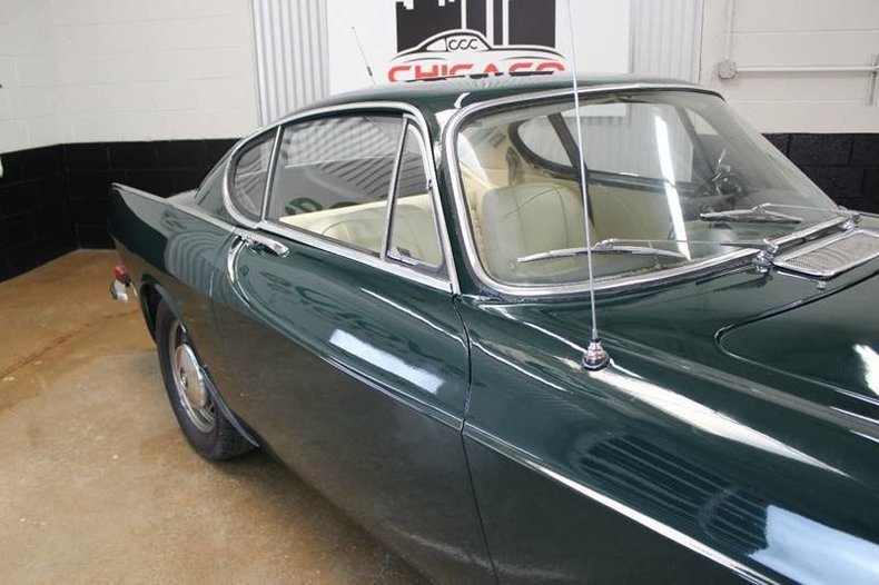 For Sale 1968 Volvo P1800 S