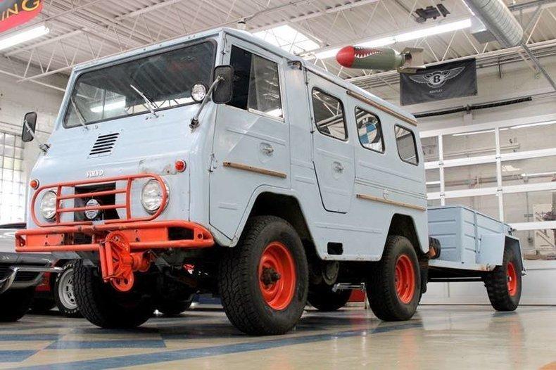 1967 Volvo L3314 HT