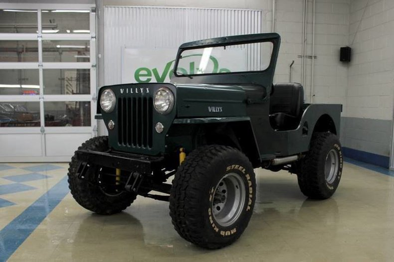 23044968f4bfa low res 1954 willys jeep
