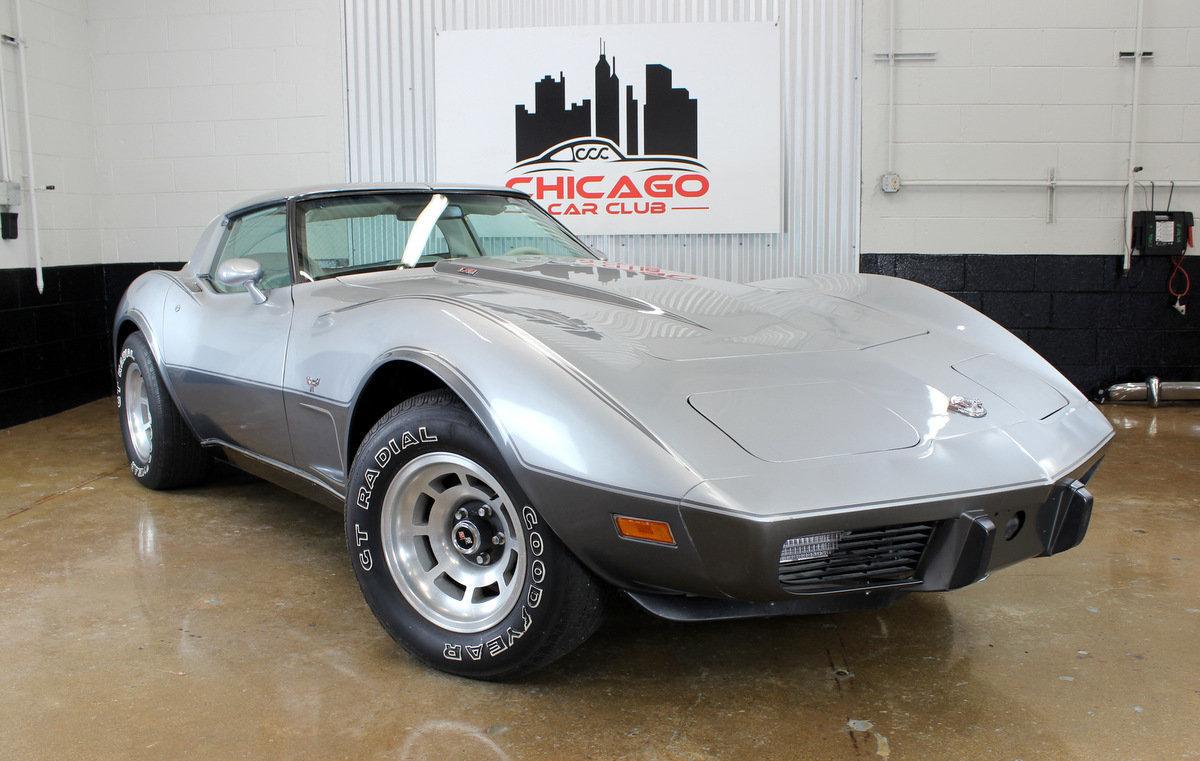 23381d5a709a4 hd 1978 chevrolet corvette