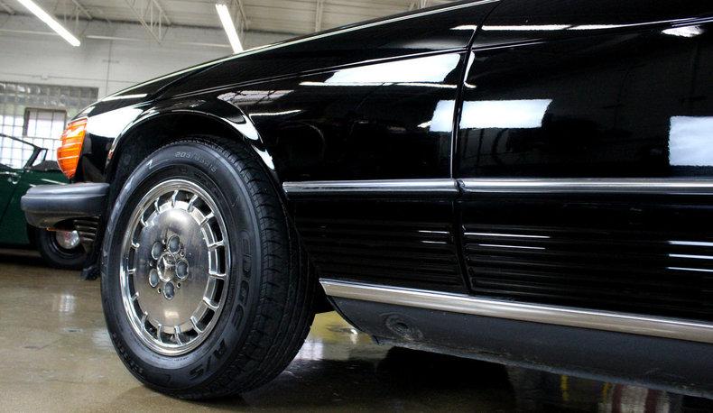 For Sale 1987 Mercedes-Benz 560-Class