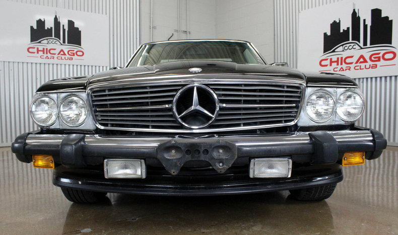 For Sale 1987 Mercedes-Benz 560-Class