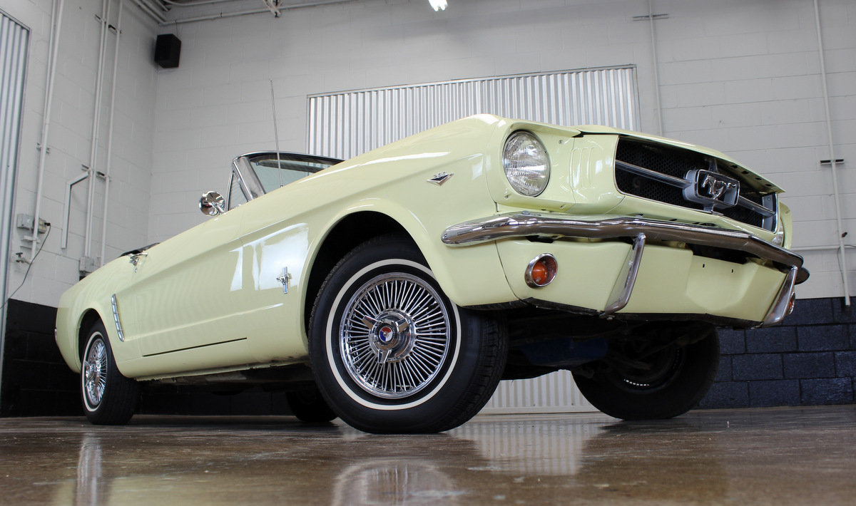 1965 Ford Mustang For Sale ...
