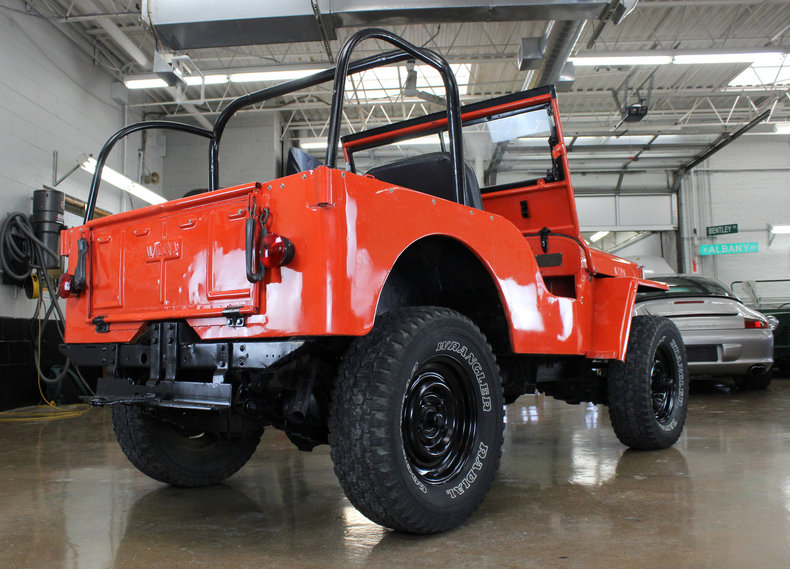 For Sale 1946 Willys CJ2