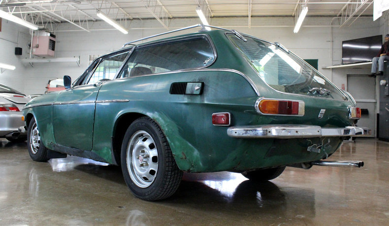 For Sale 1973 Volvo 1800ES