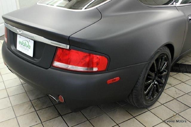 For Sale 2003 Aston Martin Vanquish