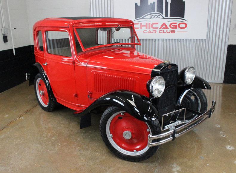 For Sale 1932 Austin Bantam