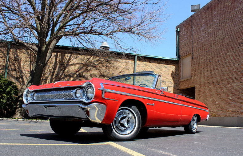 For Sale 1964 Dodge Polara