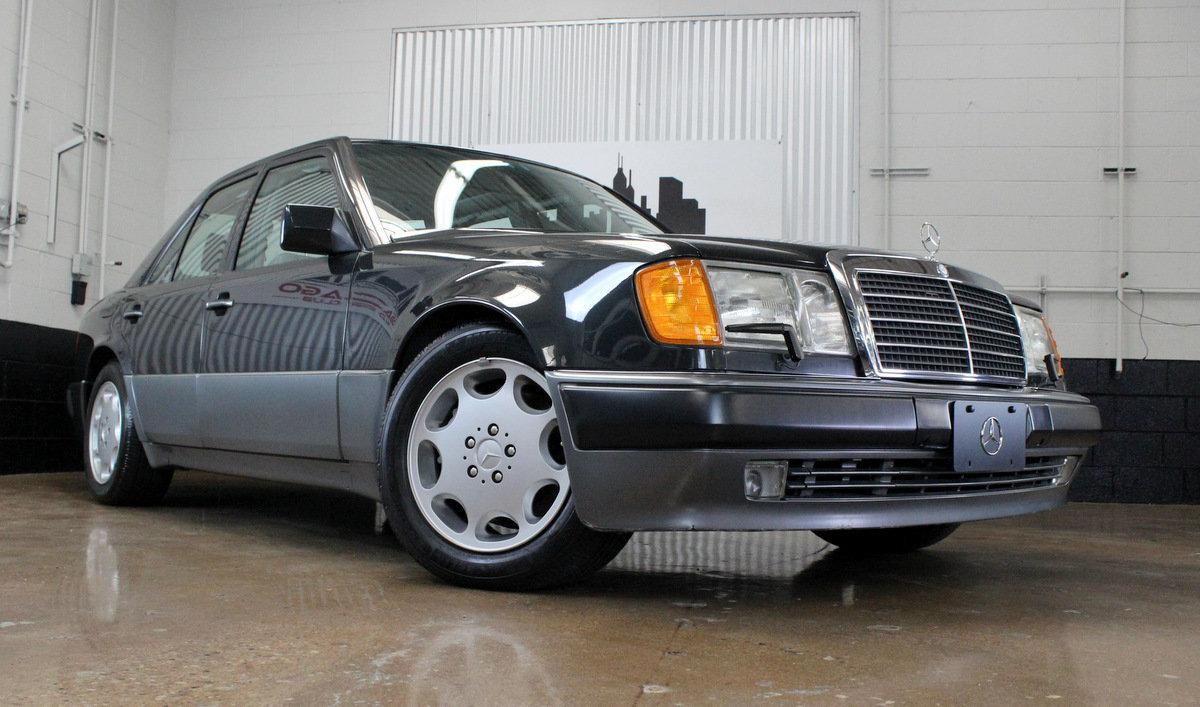 24683fe8d491a hd 1992 mercedes benz 500e